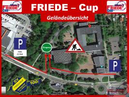 Geländeübersicht Friede Cup